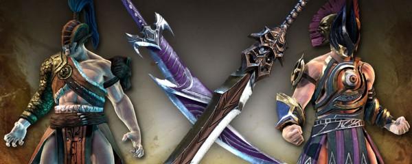 God of War Ascension DLC Multiplayer Itens