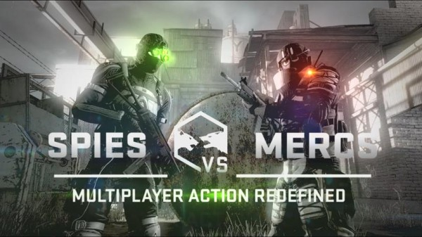 Splinter Cell Blacklist Multiplayer Spies Vs Mercs