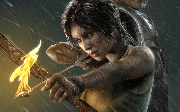 Tomb Raider 2013 Wallpaper Lara Croft