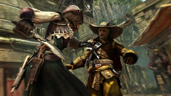 Assassins Creed IV Black Flag Multiplayer