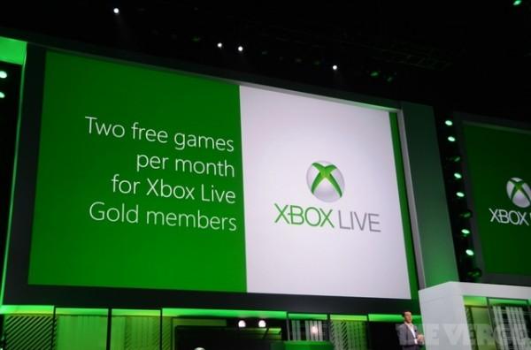 Xbox 360 E3 2013