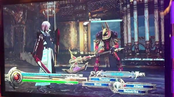 Lightning Returns Final Fantasy XIII Gameplay Screenshot E3 2013