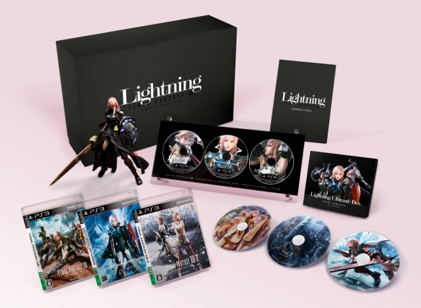 Lightning Returns Final Fantasy XIII Ultimate Box