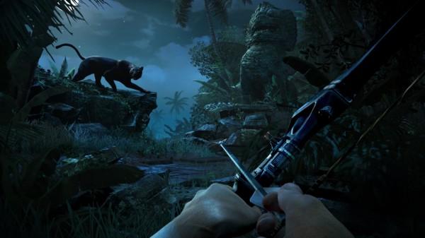 Far Cry 3 Night Screenshot