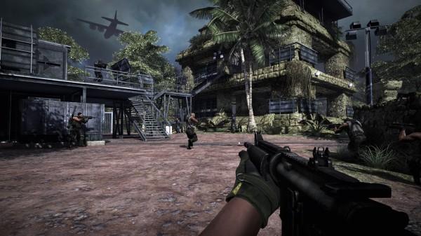 MAG PS3 Screenshot - Public Beta