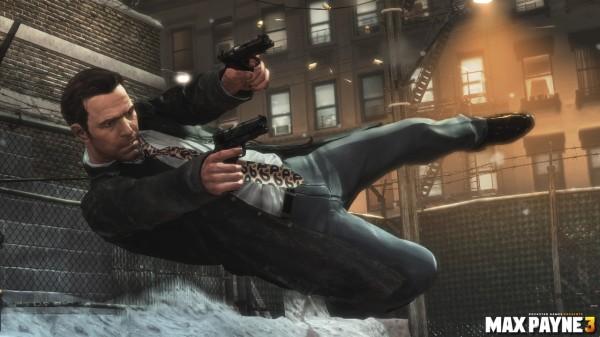 Max Payne 3 1280x720 Screenshot