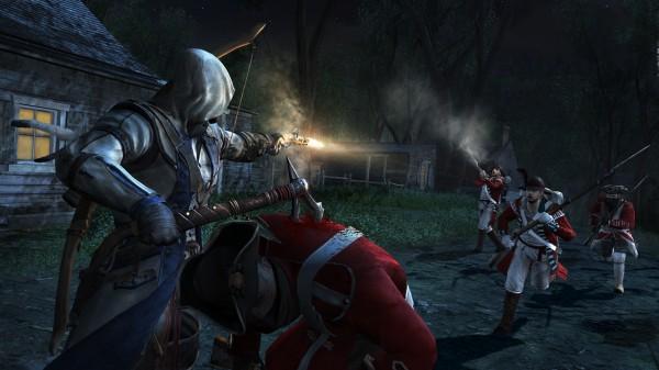 Assassin's Creed III Screen