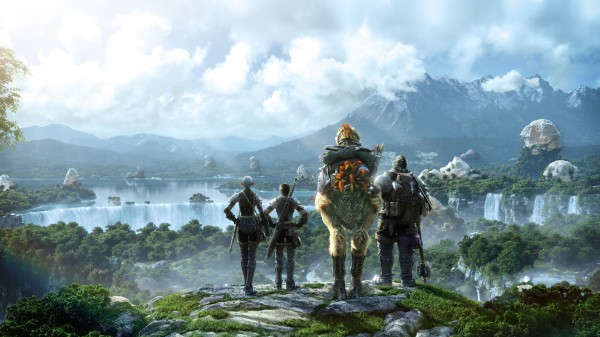 Final Fantasy XIV A Realm Reborn CG Screen
