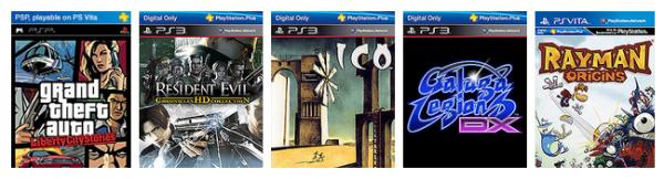 PlayStation Plus - EUA - Jogos de Setembro de 2013