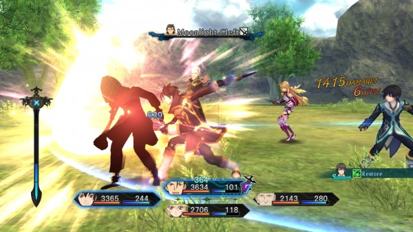 Tales of Xillia PS3 Screenshot
