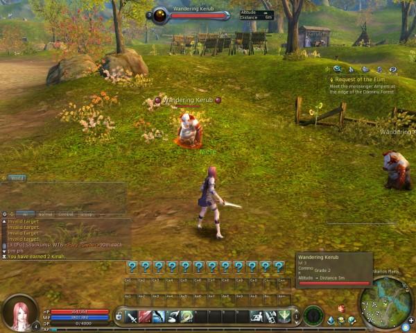 Aion Screenshot Scout