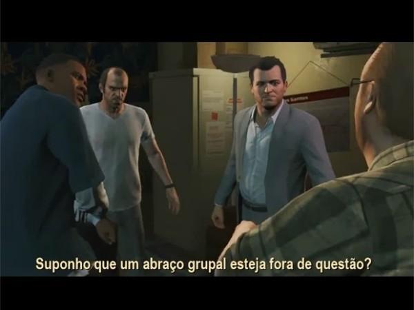 GTA V Legendas