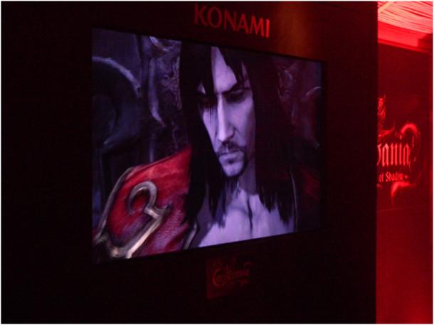 Konami Media Night Brasil - Castlevania - Lords of Shadow 2 - Gabriel