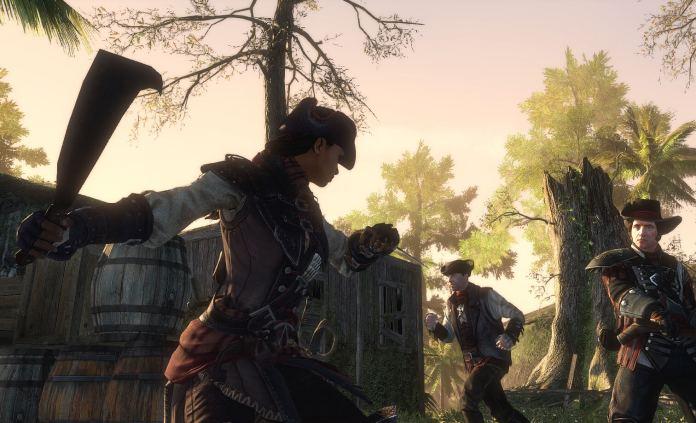 Assassin's Creed III - Liberation HD - PC Screenshot