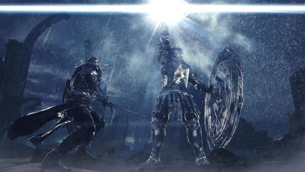 Dark Souls II - Mirror Knight