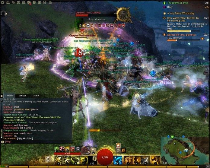 Guild Wars 2 - Champion Toxic Alchemist