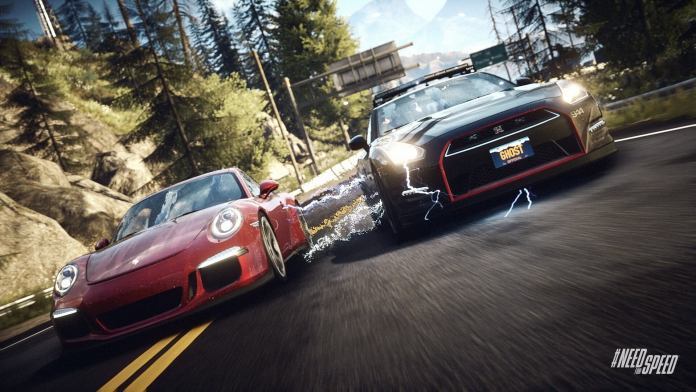 Need For Speed Rivals - Cop Vs Racer Screen
