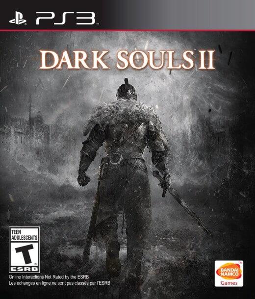 Dark Souls II - PS3 Boxart HD