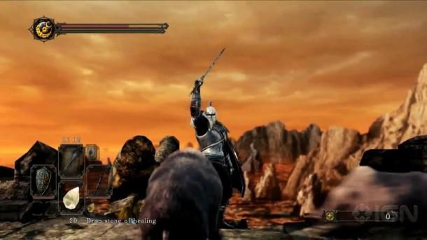 Dark Souls II Gestures