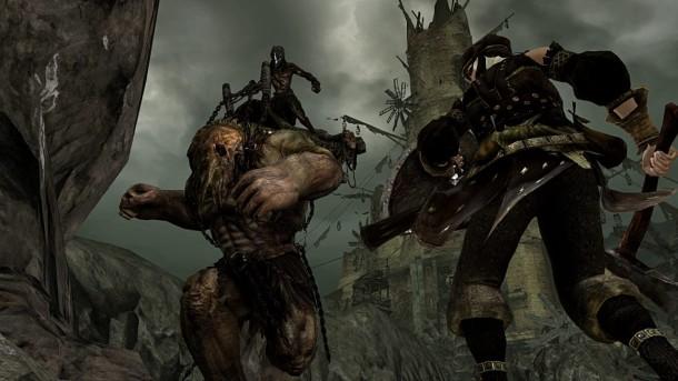 Dark Souls II - Harvest Valley
