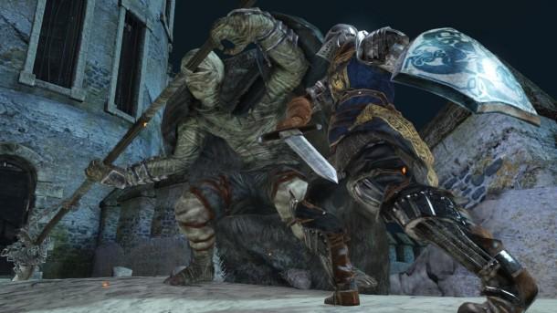 Dark Souls II - Sword Combat Screenshot