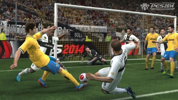 Pro Evolution Soccer 2014 - Screenshot 1280x720