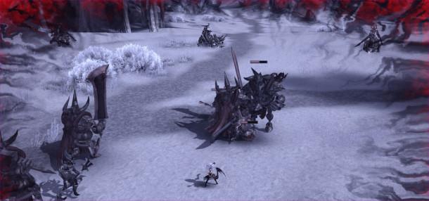 TERA Rising - Dark Elin Reaper Class