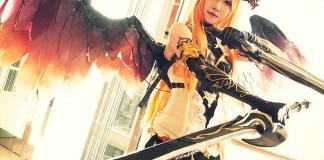 Dark Angel Olivia - Rage of Bahamut Cosplay - Por Jasper Z - 03