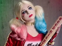 Arlequina Cosplay - Esquadrão Suicida - Harley Quinn - Por Andy Rae Index