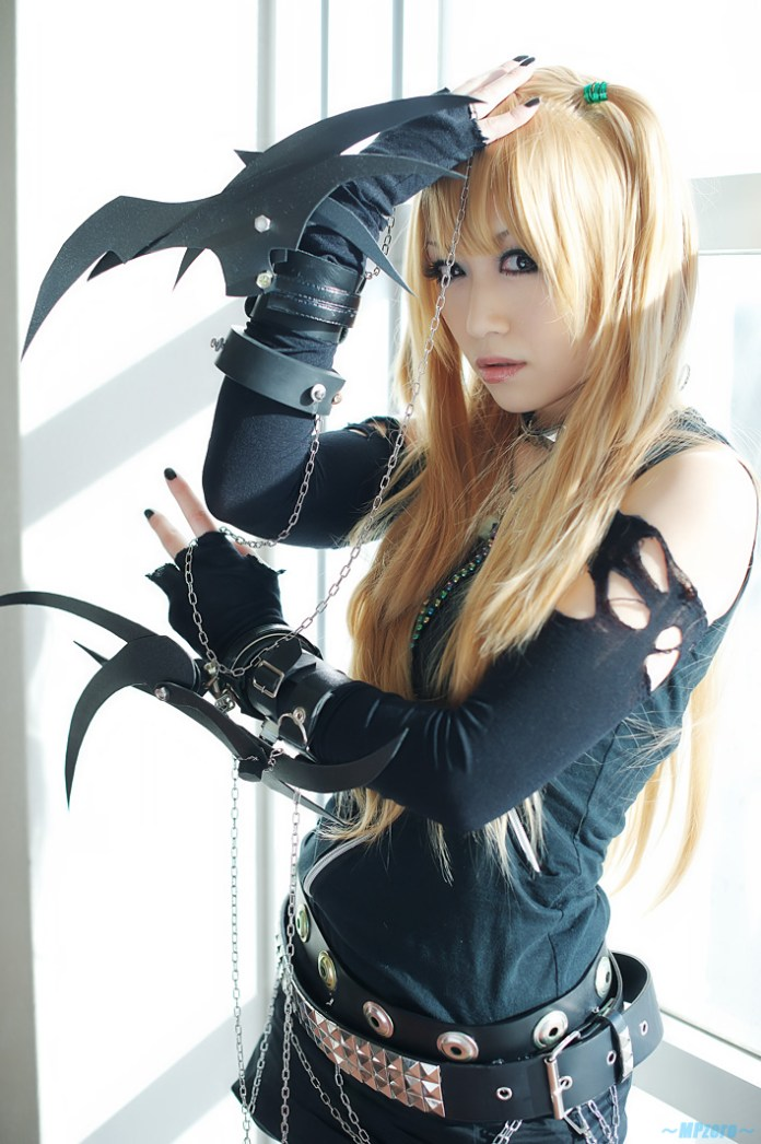 Misa Amane Cosplay - Death Note - Por Iori Cosplay 11