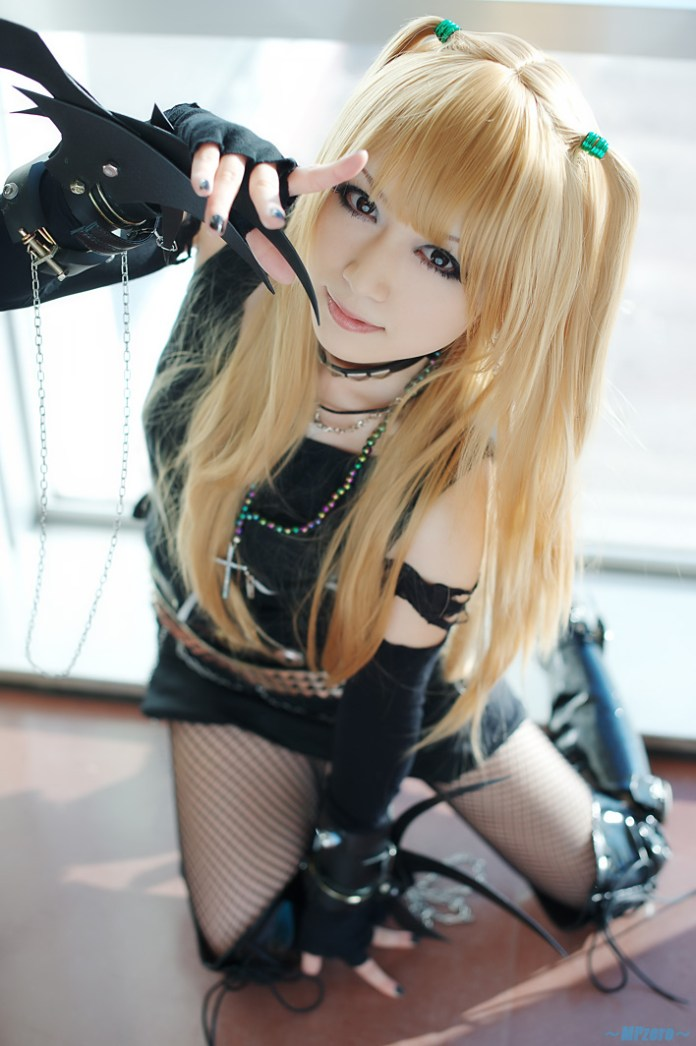 Misa Amane Cosplay - Death Note - Por Iori Cosplay 12