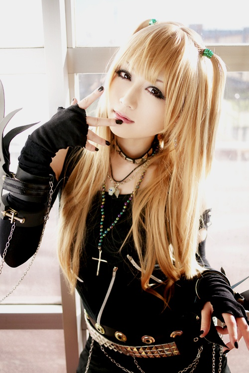 Misa Amane Cosplay - Death Note - Por Iori Cosplay 16