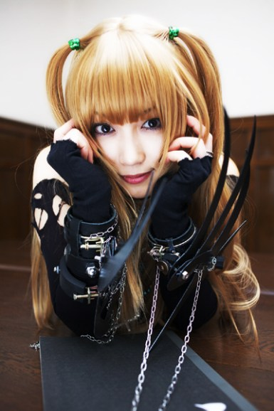 Misa Amane Cosplay - Death Note - Por Iori Cosplay 17