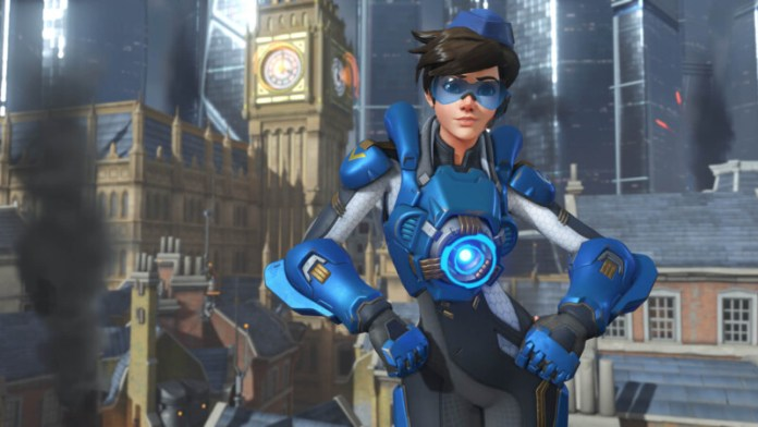 Overwatch Uprising - Tracer