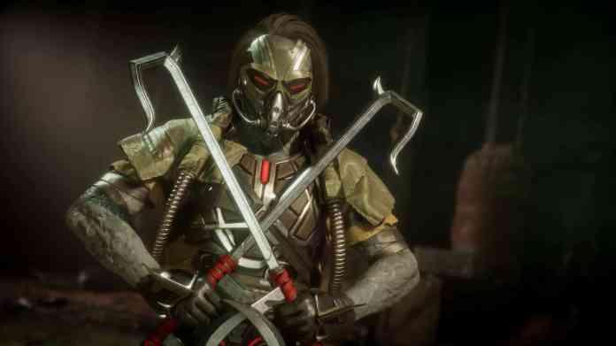 Kabal em Mortal Kombat 11 - Imagem do lutador 02