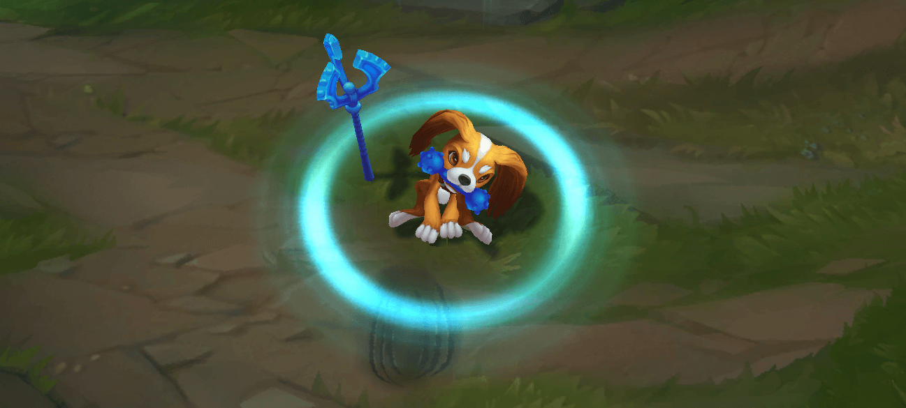 Fuzz Fizz - Nova skin de Corgi no League of Legends - 03