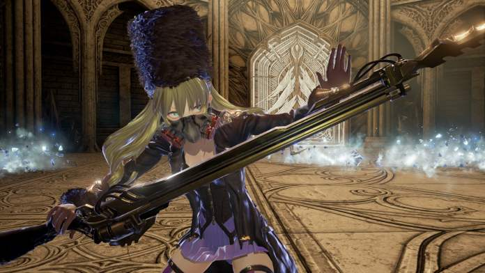 Code Vein - Screenshot Full HD - Personagem