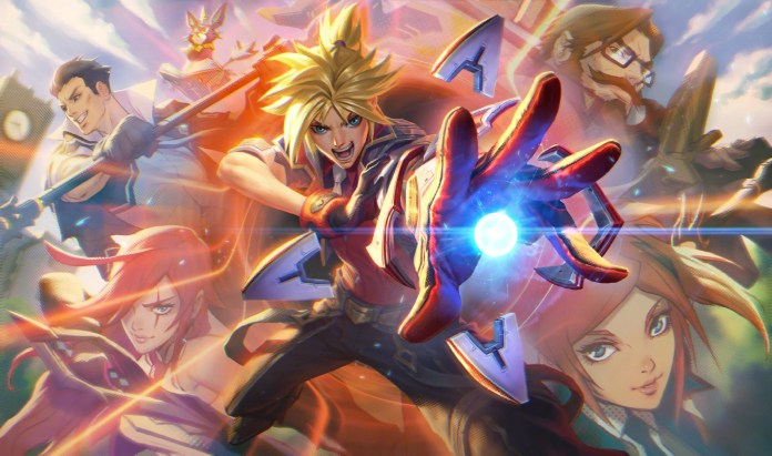 League of Legends - Ezreal Academia de Batalha