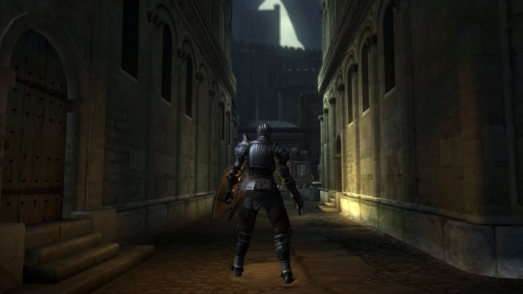 Demon's Souls - PS3 Screenshot com emulador - 05