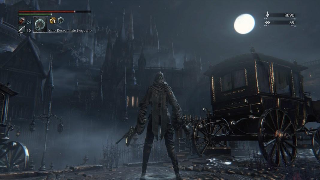 Bloodborne - PS4 Screenshot 2020 - 04