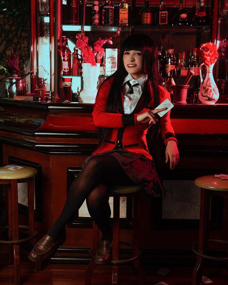 Jabami Yumeko Cosplay - Kakegurui - Nanamicos 01