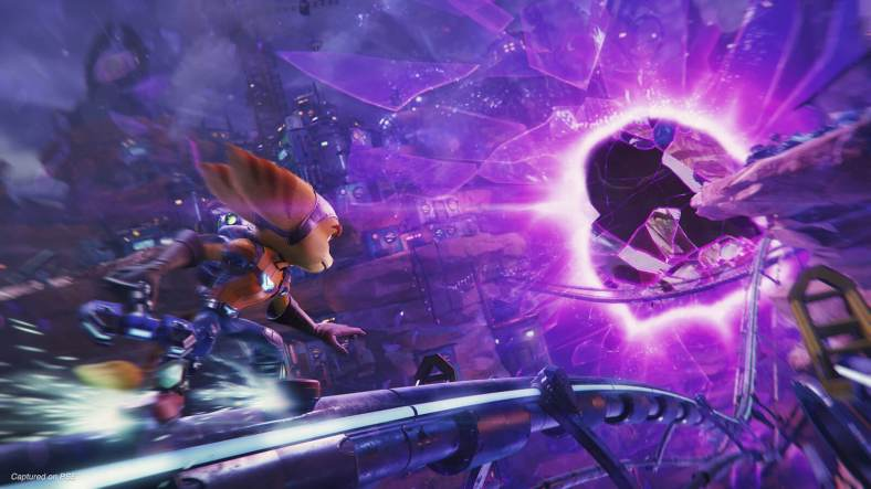 Ratchet and Clank - Rift Apart - Screenshot PS5