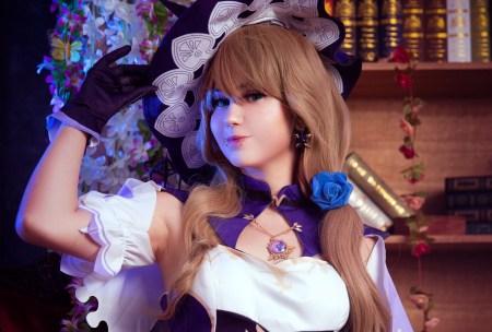 Lisa Cosplay - Genshin Impact - 3