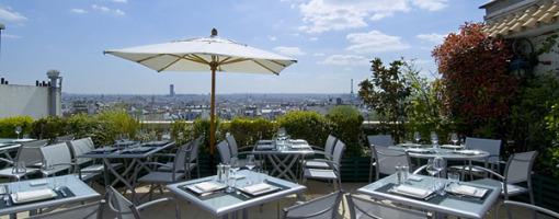 Restaurant terrasse Paris  Les meilleurs restaurants