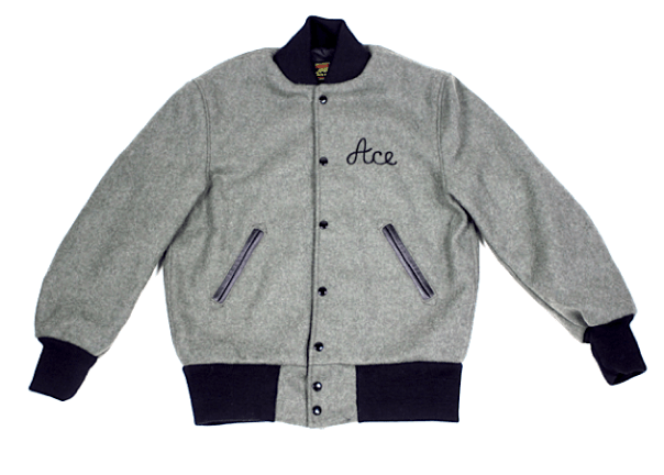 Centralia Knitting Mills for Ace Hotel Varsity Jacket