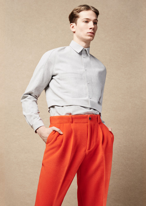Sissi Goetze Fall/Winter 2015 Men's Collection • Selectism