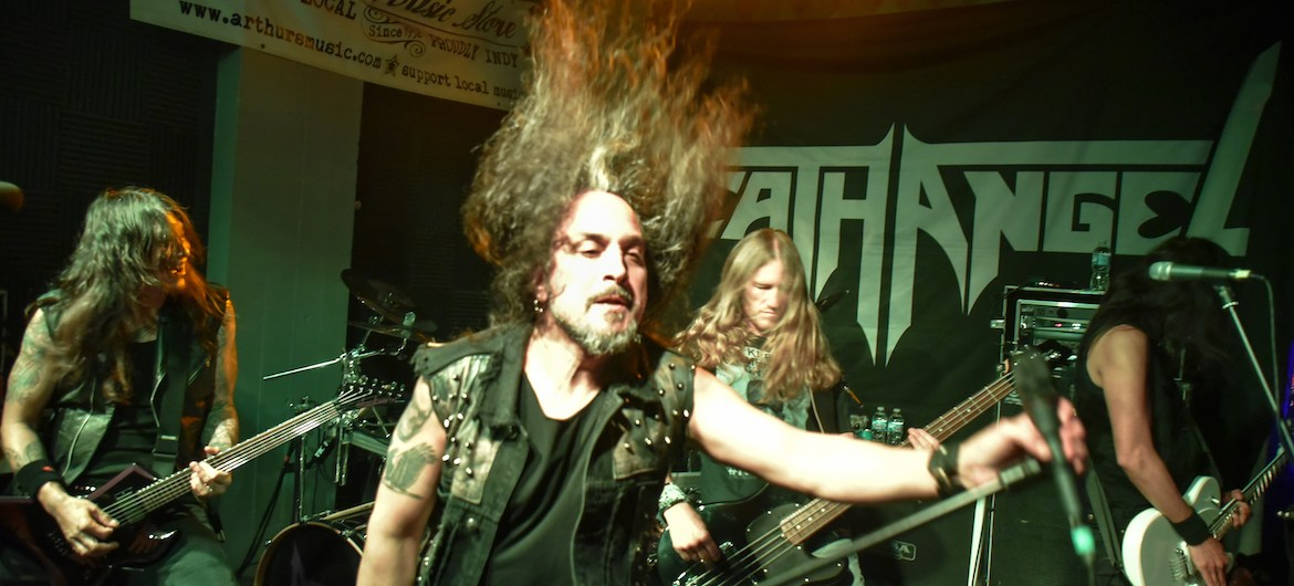 Death Angel on Selective Memory