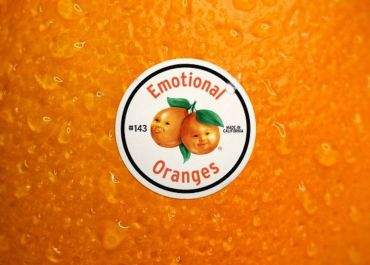 emotional oranges on selective memory
