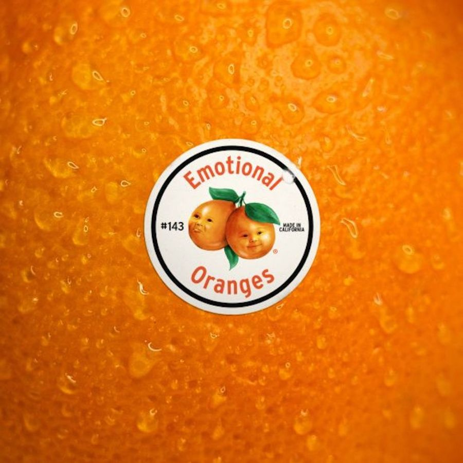 emotional oranges on selective memory