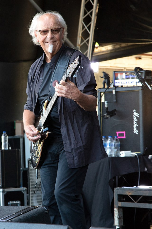martin barre on selective memory